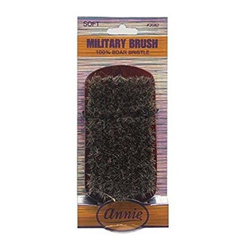 [Pack of 6] Annie Military Soft Brush #2082 : Beauty