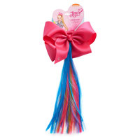 Girls JoJo Siwa Faux Rainbow Hair Bow Hair Accessory, Rainbow