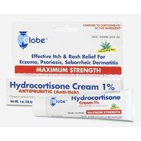 Hydrocortisone Maximum Strength CREAM 1% with ALOE, USP 1oz