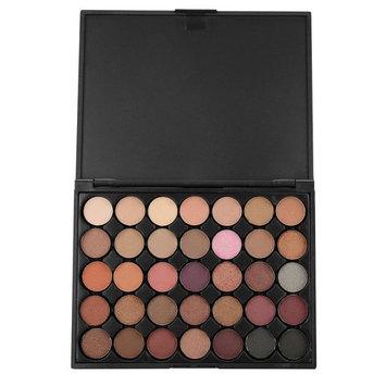 35 Colors Eyeshadow Palette, Staron Makeup Shimmer Glitter Eye Shadow Matte Cosmetic Powder Palette Eyeshadow Organizer Make Up Palettes