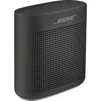 Bose® - Soundlink® Color Bluetooth Speaker Ii - Soft Black