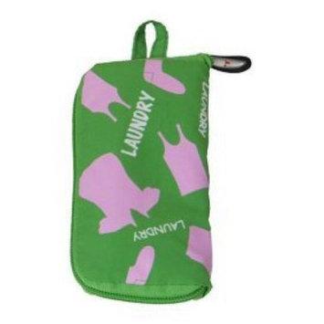 Travelon 4220341 Pocket Packs Laundry Bag in Lime Green