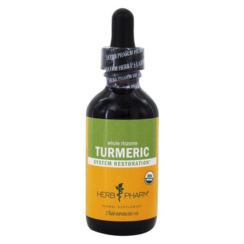 Whole Rhizome Turmeric System Restoration - 2 fl. oz.