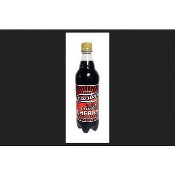 Frostop Black Cherry Soda 24 oz. Bottle