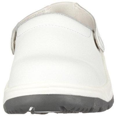 Safety Jogger X0700, Unisex - adult Clogs & mules, white, (white WHT), EU 46