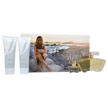 Jennifer Aniston by Jennifer Aniston for Women Fragrance Gift Set- 4pc