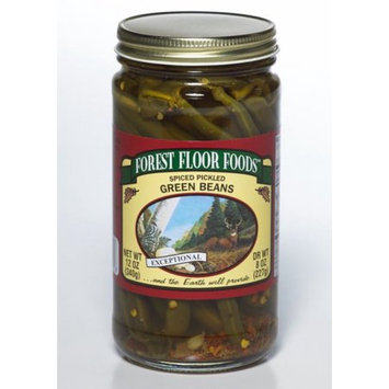 Forest Floor Bean Pickled Spiced 12 OZ -Pack Of 12