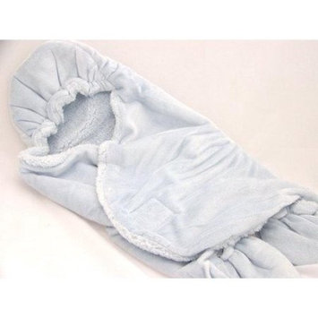 Beansprout Baby Cozy Wrap Baby Wrap Blue