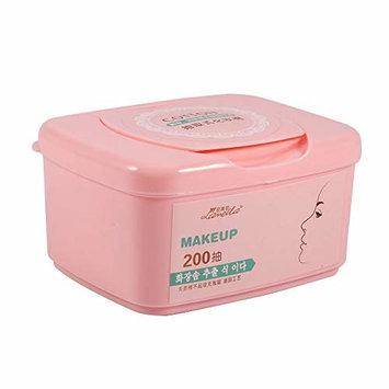 Makeup Cotton for Makeup Removal, Facial Cleansing Makeup Facial Soft Cotton Pads, 200pcs with Boxes