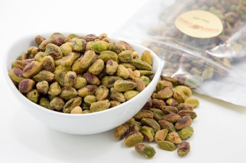 Superior Nut Company, Inc. Roasted Pistachio Meats (1 Pound Bag) (Unsalted)