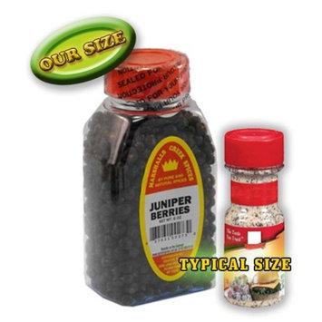 Marshalls Creek Spices Juniper Berries Seasoning, New Size, 6 Ounce