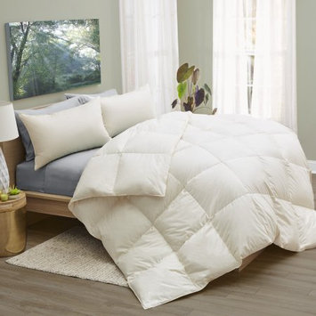 Amberly Bedding Wool/Down Comforter - Full/Queen
