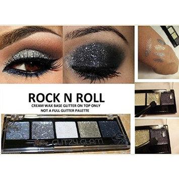 Eyeshadow Cream Glitter ROCKNROLL Color Cosmetics Eye Shadow Makeup Palette