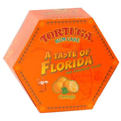 Tortuga 4 oz. Orange Rum Cake