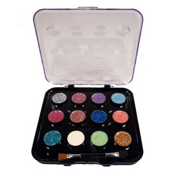 Beauty Treats Glitter Eyeshadow - 12 Colors by mad4cosmetics