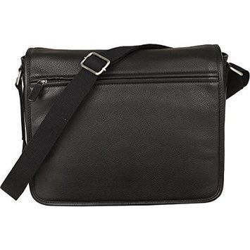 Leonhard Heyden Berlin Shoulder Bag Medium Black 7346-001