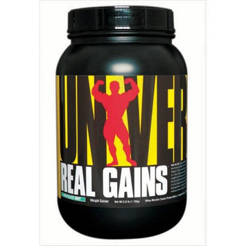Universal: Real Gains Chocolate Mint 3.81lbs