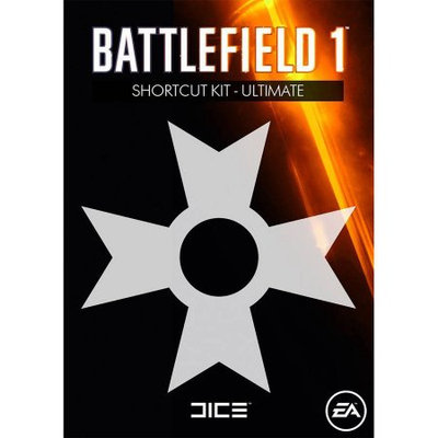 Electronic Arts BATTLEFIELD 1 SHORTCUT KIT ULT BUN - PC Gaming - Electronic Software Download