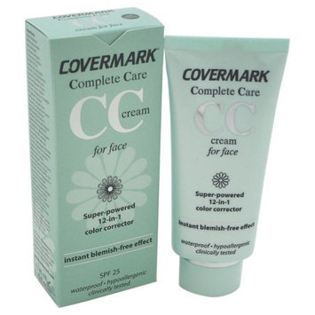 Covermark Complete Care 1.35-ounce CC Cream Soft Brown