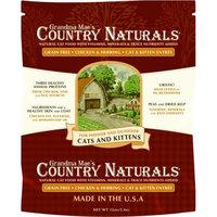 Grandma Mae's Country Naturals Grain-Free Chicken & Herring Recipe Dry Cat Food, 12 Lb