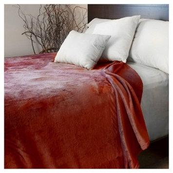 Yorkshire Home Super Soft Flannel Blanket