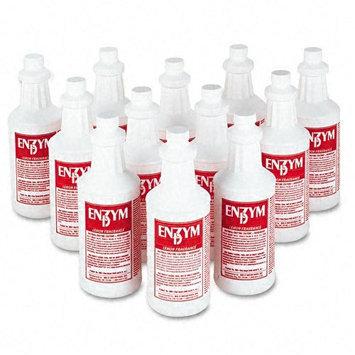 Big-d Enzym D Digester Liquid Deodorant Lemon 32 OZ