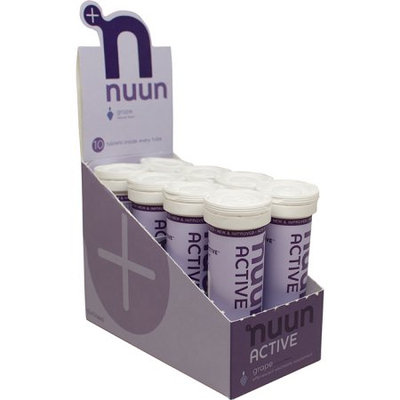 Nuun Grape Tabs - Pack of 8 - 1160901