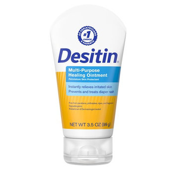 Desitin Multipurpose Baby Ointment for Diaper Rash Relief, 3.5 oz
