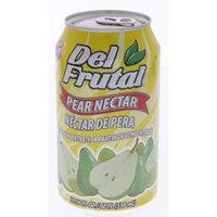 Alimentos Maravilla Del Frutal Pear Nectar juice 11.2 oz - Jugo de Pera (Pack of 6)
