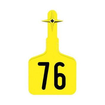 Y-Tex Medium Plastic Number Tag (0312001)