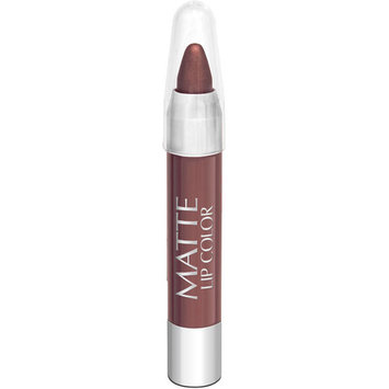 Zuri Flawless 6593ZF Chocolate Mousse Matte Lip Color, 0.088 oz