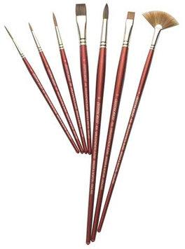 Winsor & Newton - Sceptre Gold II Brush - Serie 808 Fan - 2 - Long-Handle