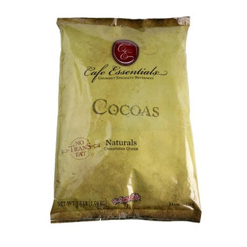 Dr. Smoothie Hot Chocolate and Cocoa Cafe Essentials NATURALS
