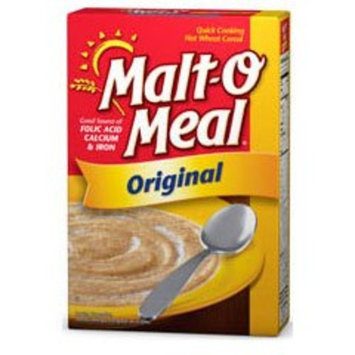 Malt-O-Meal Quick Cooking Hot Wheat Cereal, Original Flavor, 36 oz. ea. (3-Box Value-Pack)