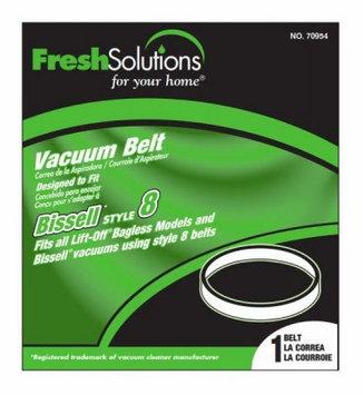 ELCO LABORATORIES 229400 Bissell Style 8 Vacuum Belt