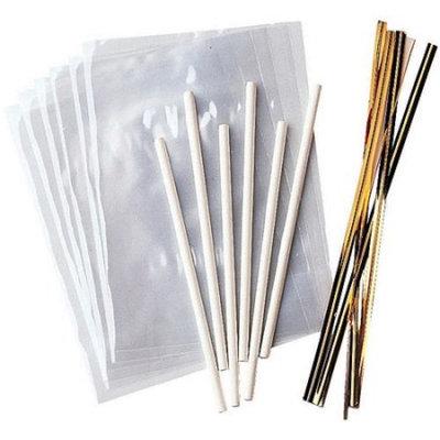 Wilton Lollipop Wrapping Kit, 18 Ct