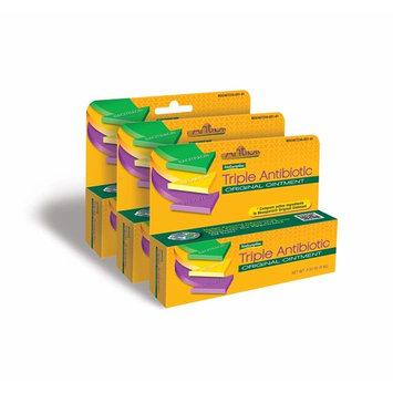 Natureplex Triple Antibiotic Original Ointment 0.33 Ounce Tube 3 Pack