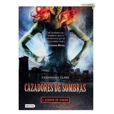 Cazadores de sombras 1. Ciudad de hueso (Isla del Tiempo) (Spanish Edition)