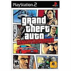 Grand Theft Auto: Liberty City Stories (used)