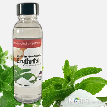 Concentrated Liquid Erythritol - 10-120mL - Food Grade Natural Sweetener
