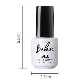 Belen Chameleon Thermal Colour Changing Gel Polish Soak Off Nail Art Manicure 5742