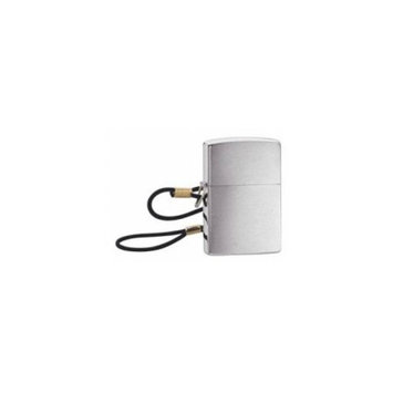 Zippo 275 Brushed Chrome with Lanyard Lighter