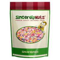 Sincerely Nuts Rainbow Sprinkles, 1.5 LB Bag
