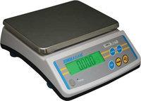 ADAM EQUIPMENT LBK 6A Weighing Scale, SS Pltfrm, 3000g/6 lb. Cap