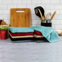 Mainstays 10 Pack Terry Kitchen Towel in Solid Colors