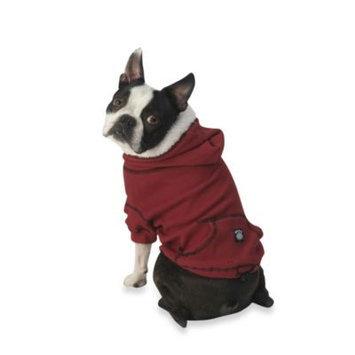 Pet Rageous Designs Petrageous Bentley Dog Hoodie Medium Red