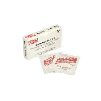 First Aid Only Burn Gel, 6 Per Box