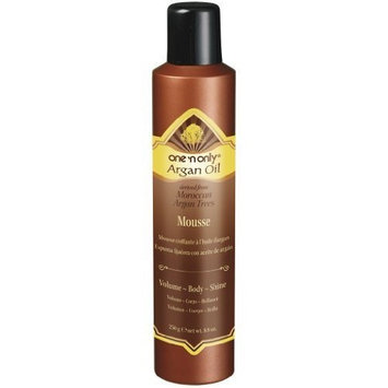 One N Only Argan Oil Mousse 8.8oz (2 Pack) by one 'n only