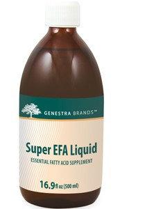Genestra - Super EFA Liquid Orange - 16.9 oz.