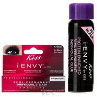 I-Envy Individual Semi-Permanent Adhesive - Jet Black - KPEG01 0.125 oz